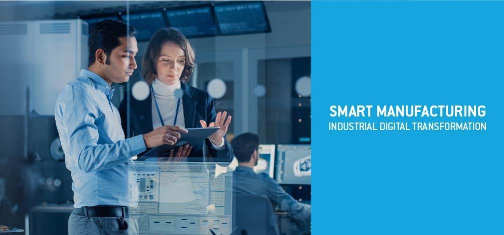 Smart Manufacturing - Industrial digital transformation