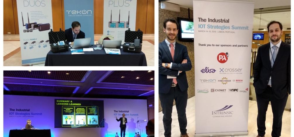 Industrial IoT Strategies Summit