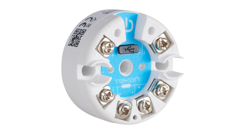 THP102-I PT100 ISOLATED TEMPERATURE HEAD TRANSMITTER