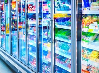 Retalho alimentar - monitorização de refrigeração e congelação de alimentos