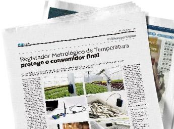 DIÁRIO DE AVEIRO - Registador Metrológico de Temperatura