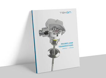 New catalog of temperature and level probes