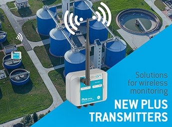 New transmitters of PLUS product family