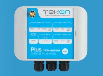 [NEW] WIRELESS TRANSMITTER - Analog, Digital and Temperature inputs