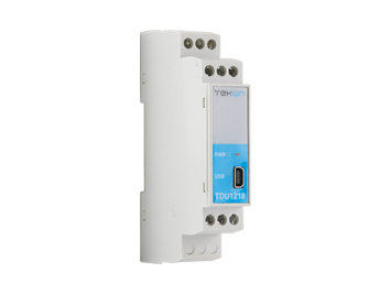 TDU1218 - Universal Temperature DIN RAIL Transmitter with 4..20 MA output