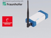 DUOS Gateway IoT at Hannover Messe
