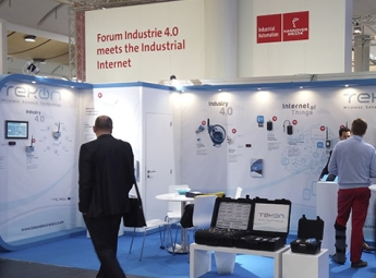 VISIT US AT HANNOVER MESSE TRADESHOW, FROM 23-27 APRIL 2018
